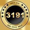 3191 BBQ Dried Meat